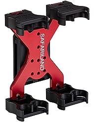 Safariland 086Compartiment 8cartouches de Chasse Support avec clip ceinture Holster, sl086–8–35–745bl
