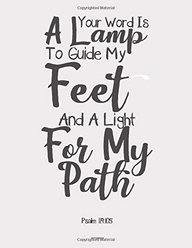 ide My And A Light A Lamp Feet For My Path