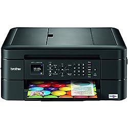 Brother MFC-J480DW Imprimante multifonction 4 en 1 | Jet d'encre | couleur |recto-verso| chargeur automatique de document | Wi-Fi