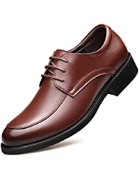 Hombres Zapatos de Vestir Formal clásico de Negocios Oxfords Calzado