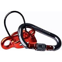 Dispositivo de seguridad elliotst Harlin Guide (tubo, cuerdas 8-11 mm) Talla:Harlin einzeln