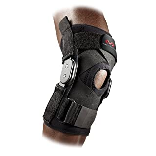 McDavid Knee Support Brace with Polycentric Hinges for Men and Women, perfect for a sport like Skiing
