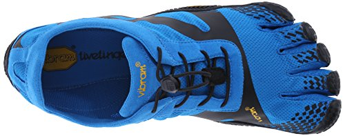 Vibram Five Fingers Kso Evo, Chaussures Multisport Outdoor Homme Bleu (Blue/Black)