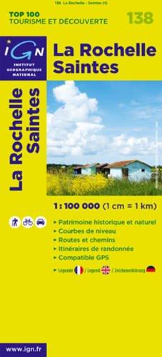 La Rochelle/Saintes: IGN.V138