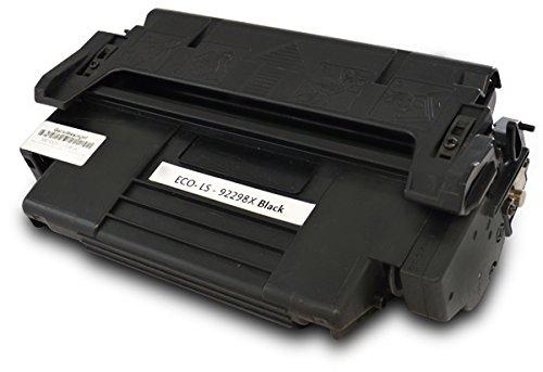 Preisvergleich Produktbild Bubprint Toner kompatibel für HP 92298X Laserjet 4, 4M, 4+, 5, 5N, 5M black