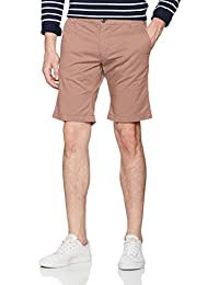 SELECTED HOMME Herren Shhparis Cafe Au Lait St Shorts
