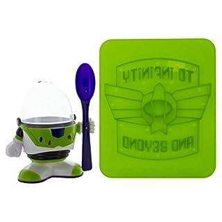 Toy Box Buzz Lightyear Eierbecher, Multi, 13x 25x 31cm