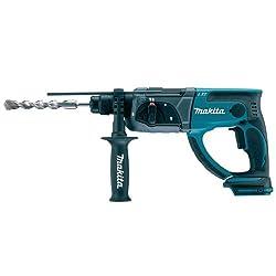 Makita MAKITA DHR 202 Akku Bohrhammer Solo 18V Li-ION