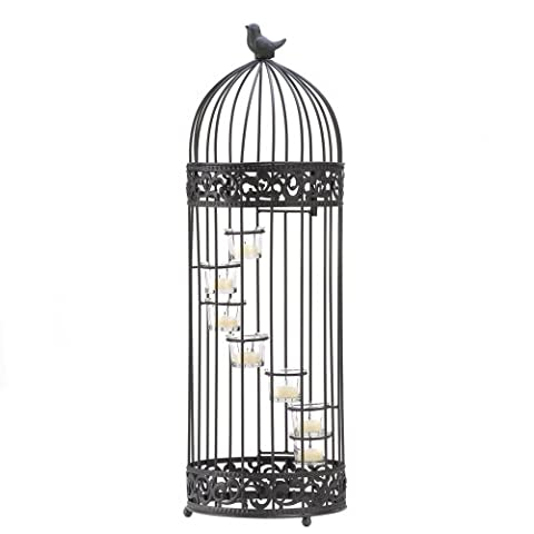 Birdcage Staircase Candle Stand by Home Locomotion