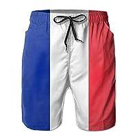 tyui7 French Flag Men
