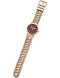 JUST CAVALLI Damen - Armbanduhr COUTURE  Analog Quarz Edelstahl R7253578502