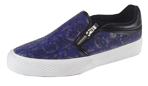 trendBOUTIQUE - Sneaker Donna Blu (blu)