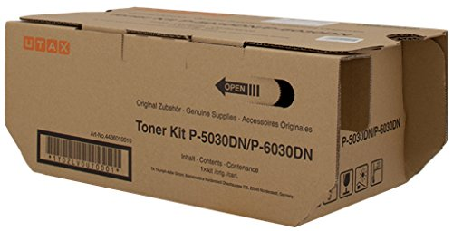 P6000-serie (Original Utax 4436010010 Toner (black, ca. 25.000 Seiten) für P 5030, 6030)