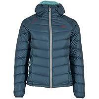Ternua Chaqueta Kangri Jacket W Mujer, Pagoda Blue, M