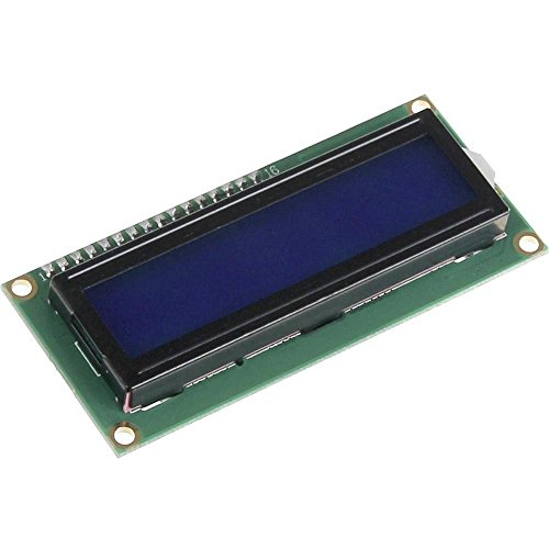 Joy-it Raspberry Pi® Display-Modul Grün, Blau sbc-lcd16x2 Raspberry Pi®, Raspberry Pi® 2 B, Raspberry P