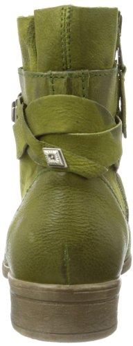 Mjus 900247, Bottes Rangers femme Vert - Grün (FOGLIA)