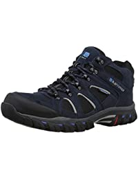 Karrimor Bodmin Mid IV Weathertite, Men High Rise Hiking Shoes, Blue (Navy), 6 UK (39 EU)