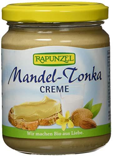 Rapunzel Mandel-Tonka Creme, 2er Pack (2 x 250 g) - Bio
