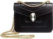 Fashion Black Shoulder Bag For Women Summer Style Chain Crossbody Bag Ladies Dress HandBag