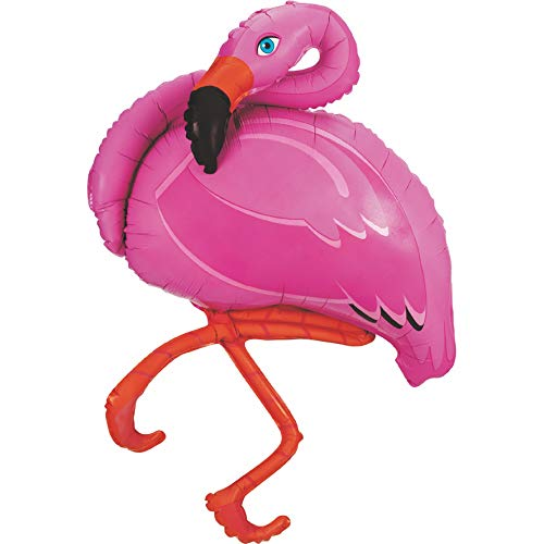 GRABO 15439-P - Globo de plástico (122 cm), Color Rosa