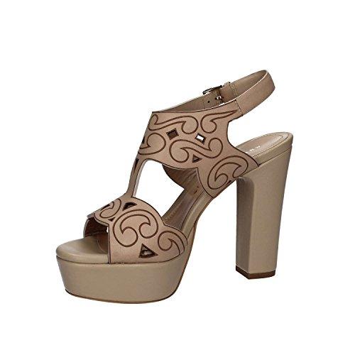 Bruno premi K2501P Sandalo tacco Donna Rosa