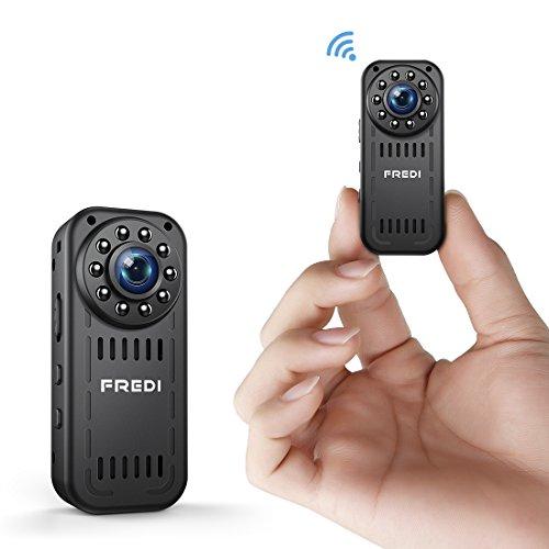 Mini Camera de surveillance /espion : FREDI