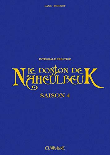 Le Donjon de Naheulbeuk - Intégrale saison 4