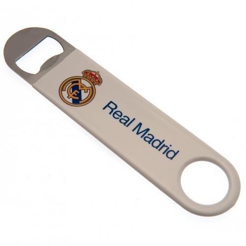 Real Madrid FC. Flaschenöffner Kühlschrank Magnet Official Merchandise (Magnet Madrid)