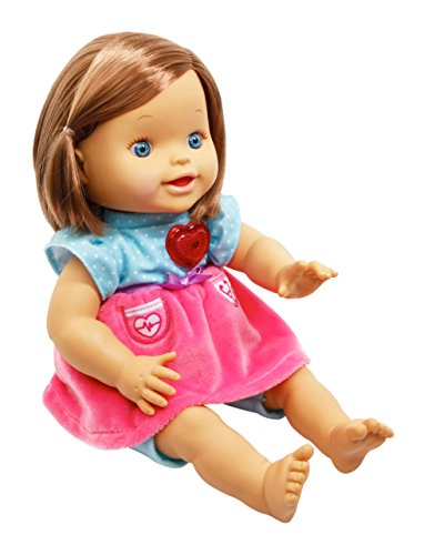 VTech 80-179504 - Little Love, Lotta mit - Herz Puppen Mit