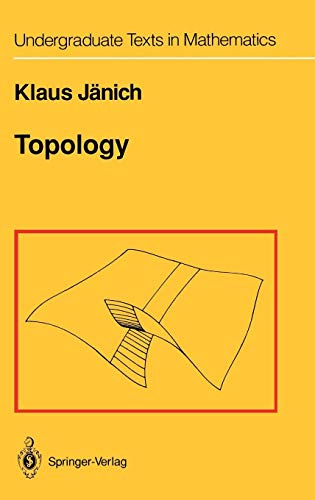 Topology (Undergraduate Texts in Mathematics)