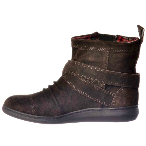 Rocket Dog Frauen-Minze-Wildleder-Stiefelette Braun