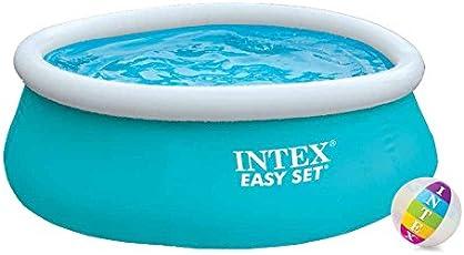 Intex - Piscina gonfiabile Easy
