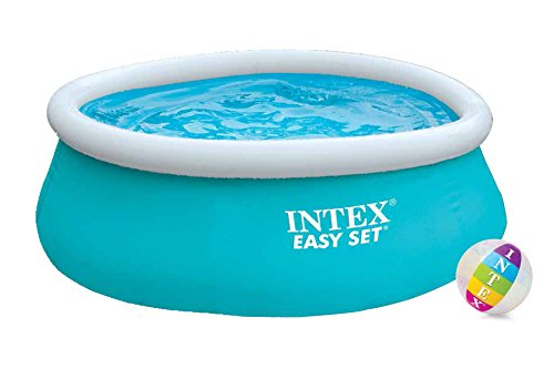 Intex - Piscina hinchable Intex easy set 183x51 cm - 886 litros - 28101NP