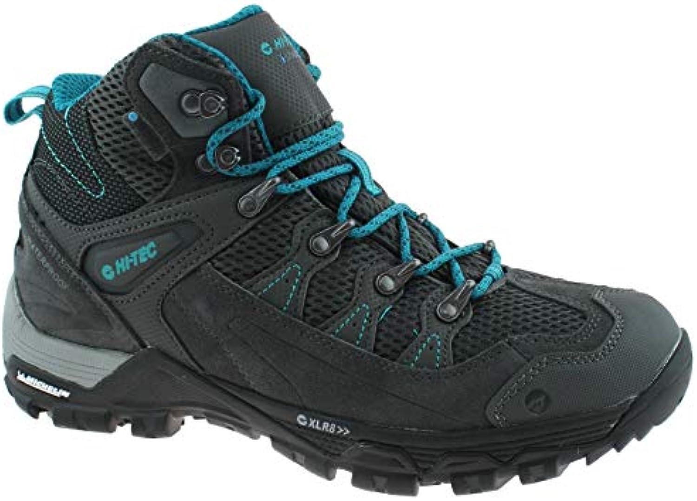Strike Hike I WP – Scarpe Trekking Trekking Trekking Donna, Charcoal   Tile blu | Louis, in dettaglio  | Uomo/Donne Scarpa  55684b