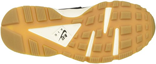 Nike Damen Air Huarache Run SD Gymnastikschuhe Schwarz (Black Deep Greensailgum Light Brown)