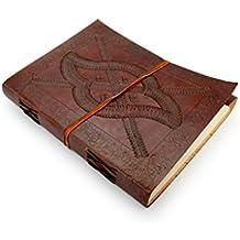A.P. Donovan - Diario in copertina in pelle - notebook
