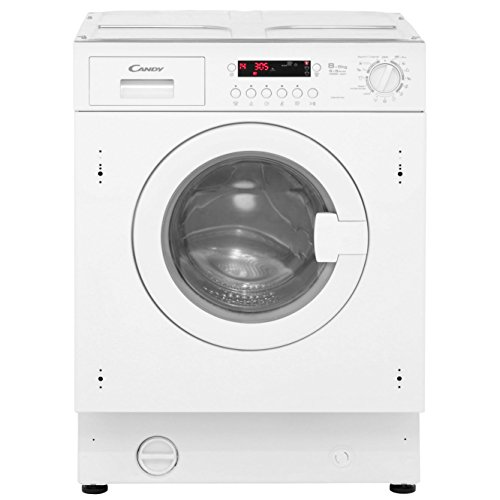 Candy CWB814DN1 8kg 1400 Spin Integrated Washing Machine