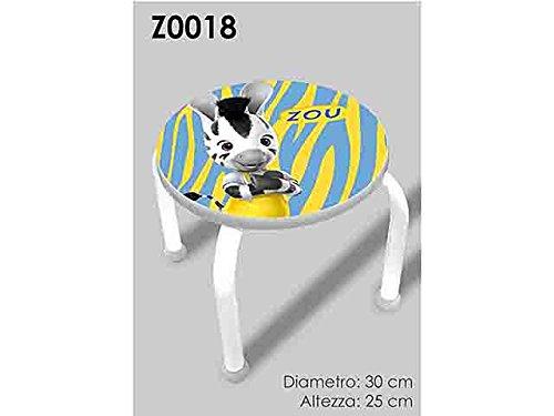 Cebra Zou taburete z0018
