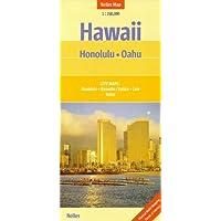 Hawaii: Honolulu Oahu (Nelles Maps) by Nelles Maps (2006-03-31)