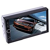Housesczar 7 inch 2 Din Touch Screen Bluetooth Input GPS Car Mp5 Europe
