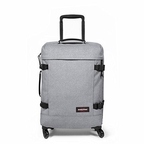 Eastpak - Trans4 S - Bagage à roulettes - Sunday Grey - 44L