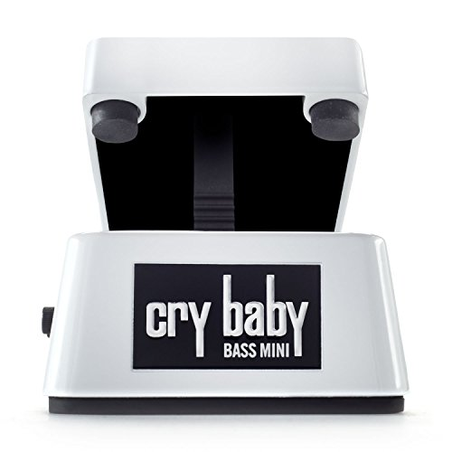 Dunlop DL E CBM 105Q Filter Crybaby Bass Mini Wah