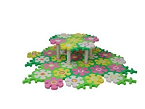 knorrtoys 21000 tessell tapis de jeu de fleurs jeux et jouets. Black Bedroom Furniture Sets. Home Design Ideas