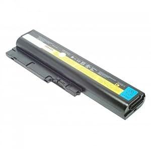 MTXtec Batterie Li-Ion 6 cellules pour IBM Lenovo ThinkPad Z61m (9450) et ThinkPad Z61p (0674) 5200 mAh 10,8 V