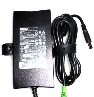 3 Pin Ac Adapter (DELL DA130PE1-00 - AC Adapter, 130W, 3-Pin - Not including cable - Warranty: 6M)