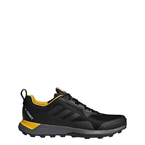 Adidas Terrex CMTK, Zapatillas de Trail Running para Hombre, Negro (Negbás/Gricin/Gridos 000), 43 1/3 EU