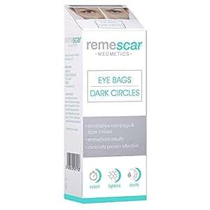 Remescar Klinisch Bestätigtes Augencreme gegen Tränensäcke | Vermindert Tränensäcke für Klinisch Bestätigte Sofortige Ergebnisse | Hergestellt von Remescar