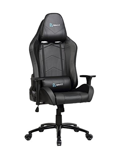 Newskill Takamikura - Silla Gaming Profesional (inclinación y Altura Regulable, reposabrazos Ajustables,...