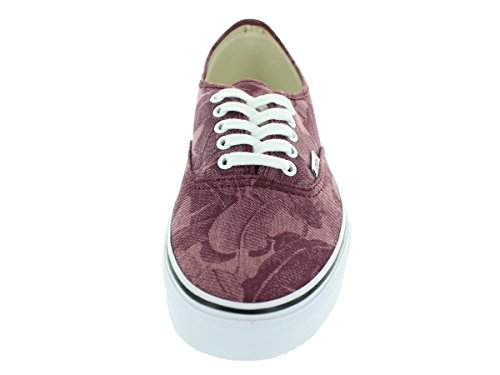 Vans Authentic Cham Chaussures - Rouge Rouge - Rouge