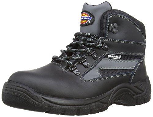 Dickies Severn Super-Sécurité Boot S3 Noir - noir